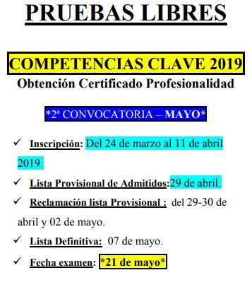 CClaves Libre